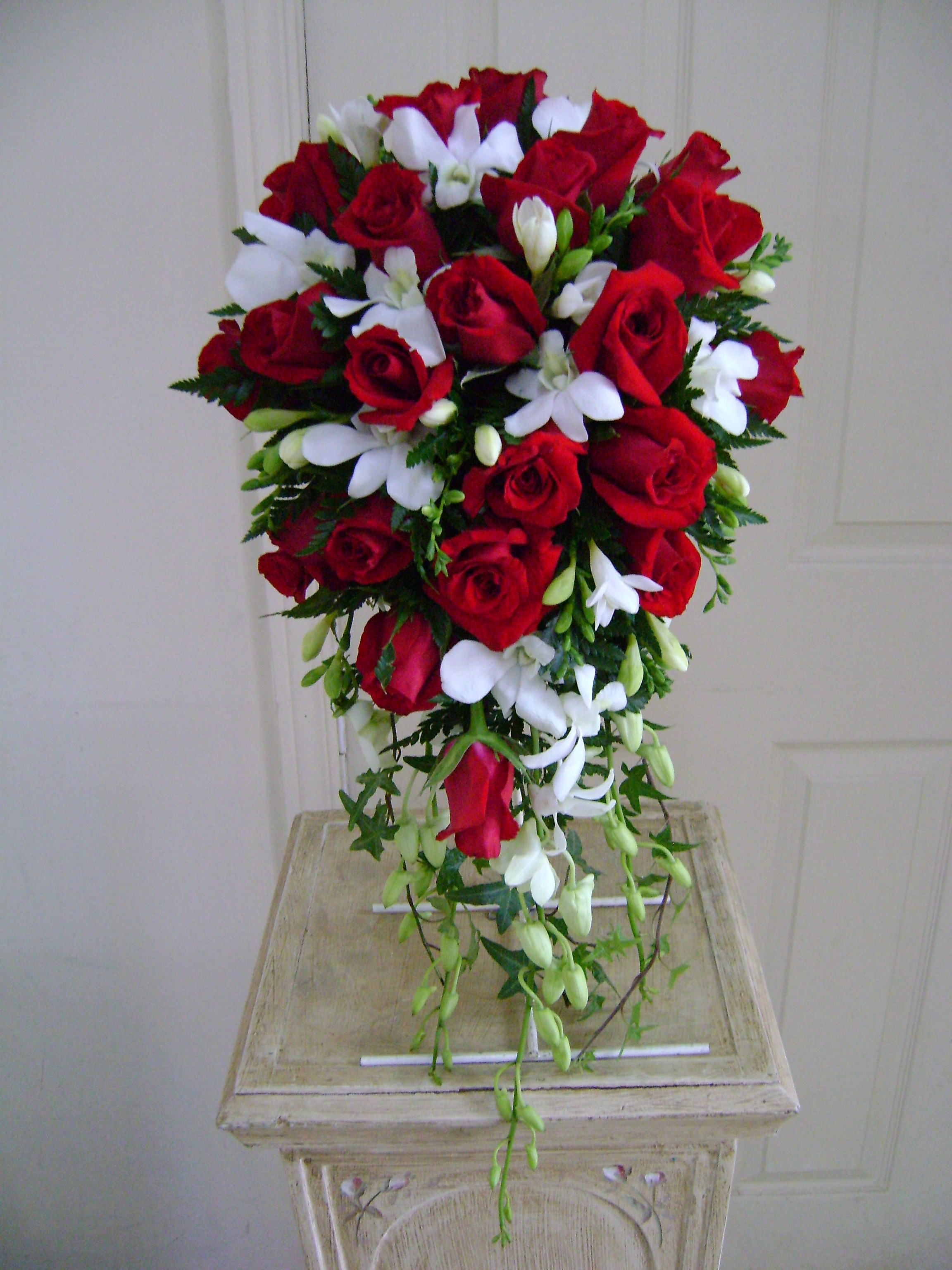 Bridal Bouquet - Flowers Boutique